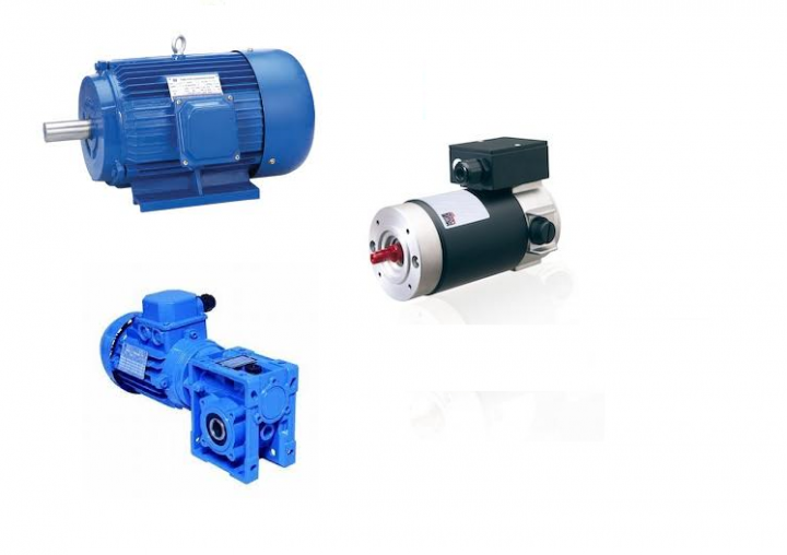 Dc Electric Motor And Gearmotor Supply And Repair Service
